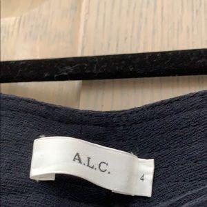 A.L.C. Pants - Navy blue ALC culottes